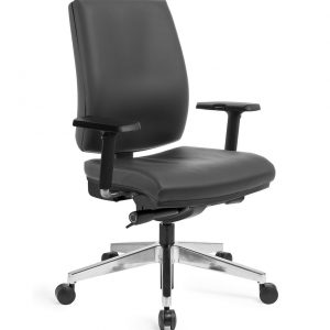 Quattro Executive Chair high Back Arms