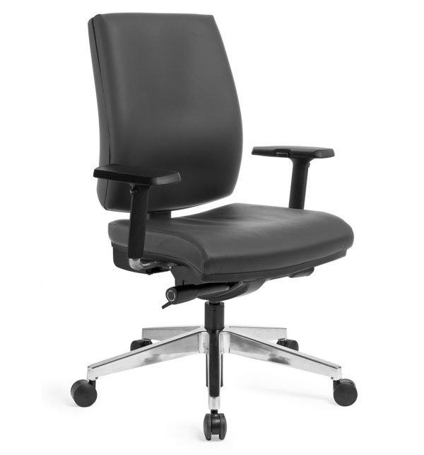 Quattro Executive Chair high Back Arms