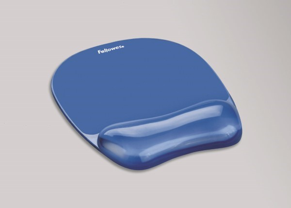 Fellowes Crystal Gel Mouse Pad