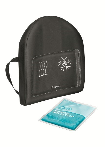 Fellowes Heat and Soothe Backrest