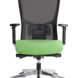 Domino Mesh Executive Chair