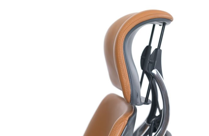 Humanscale Liberty Headrest Chair Seated