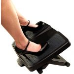 Fellowes Ultimate Foot Support Footrest