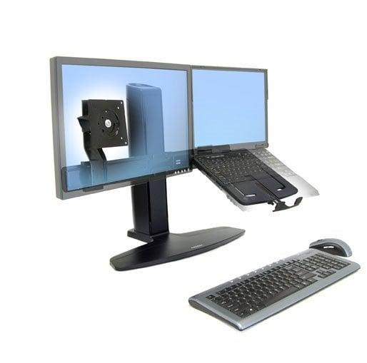 Ergotron Neo-Flex Dual LCD & Laptop Lift Stand