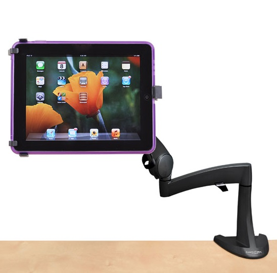 stand worksurface desk a products lg with dual monitor ergotron workfit mount