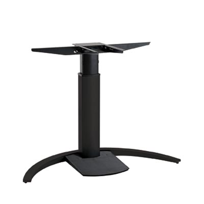 Design Sit Stand Pedestal Frame only