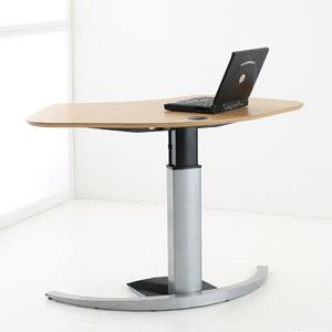 Design Sit Stand Pedestal Desk