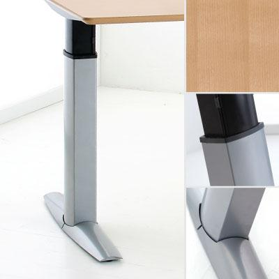 Heavy Duty Electric Sit Stand Desk