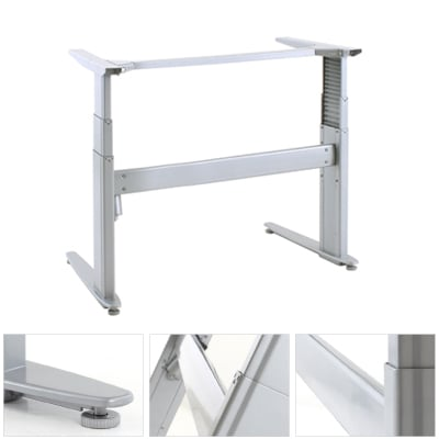 Junior Sit Stand Frame Only Seated