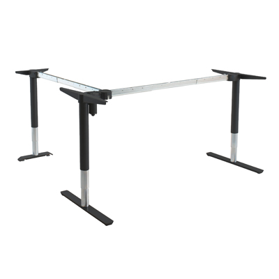 Style L Shape Electric Sit Stand Desk