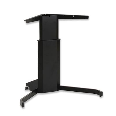 Simple Pedestal Sit Stand Frame only