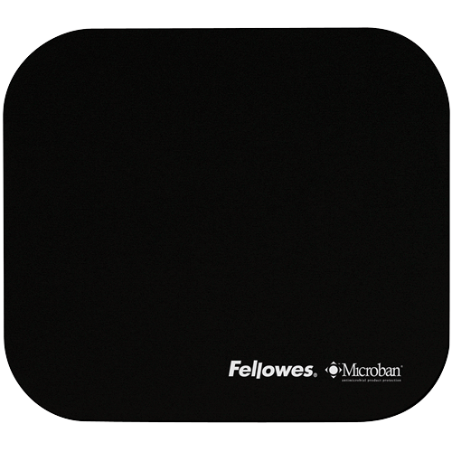 Fellowes Microban Mousepad Seated