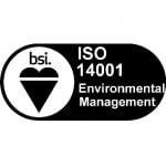 BSI Assurance Mark ISO 14001 mod
