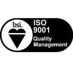 BSI Assurance Mark ISO 9001 mod