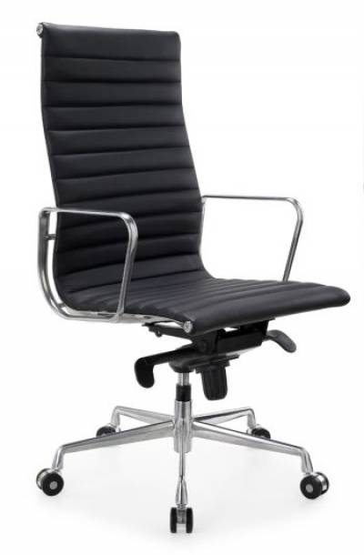 Contempo High Back Meeting Chair Seated