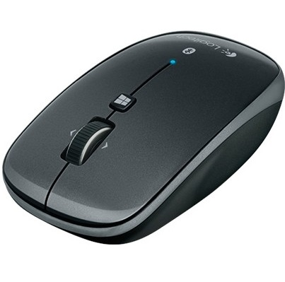 M557 Bluetooth Mouse Seated