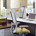 Haworth Zody Chair | Stylish Mesh Office Chair