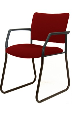 Melba Square Visitor Chair