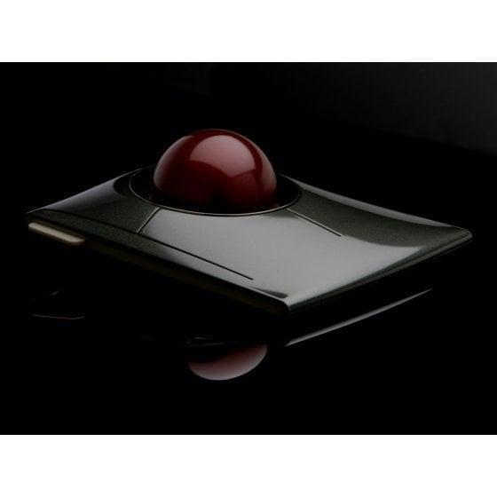 Slimblade Trackball Mouse Seated