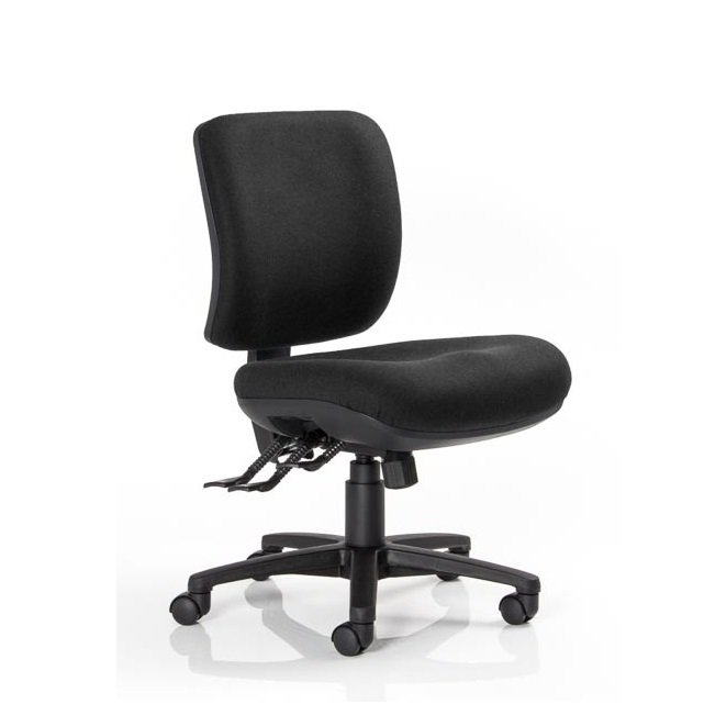 Empact-Medium-Back-Chair-Black