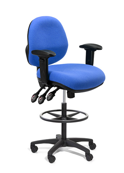 Imprint Drafting Chair