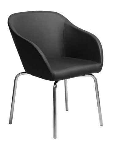 Gamma 4 Leg Guest Chair Quickship, Gamma 4 Leg Solo