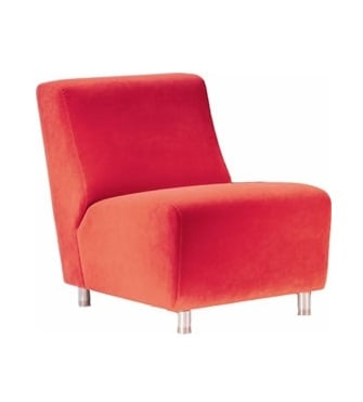 Dome Single Seater Lounge Chair