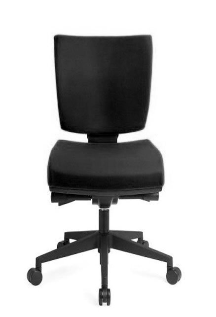 React High Back Quickship Chair