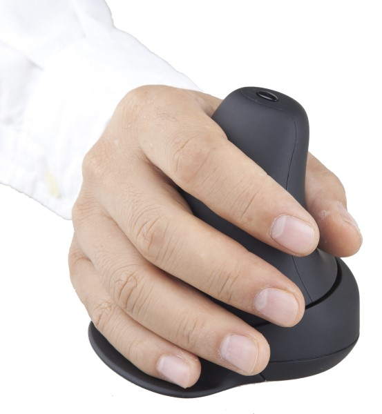 Rockstick2 Wireless Mouse Seated