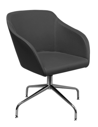 Gamma Spider Guest Chair Quickship, Gamma Spider Guest Chair