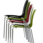 ari visitor chair stack, ari stacking chair