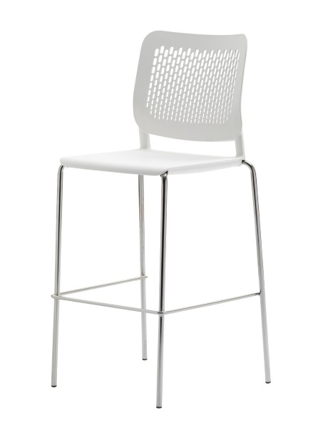 logic bar stool