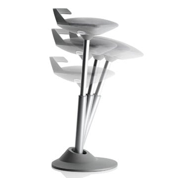 Muvman Sit Stand Chair Seated