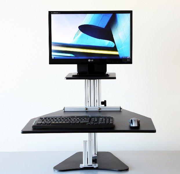 kangaroo sit stand desk