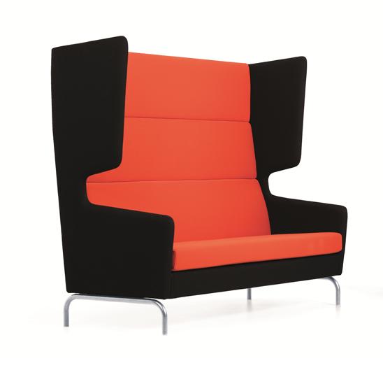 Versis 2 Seater Lounge