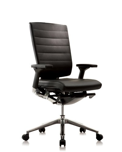 York Leather Executive Chair