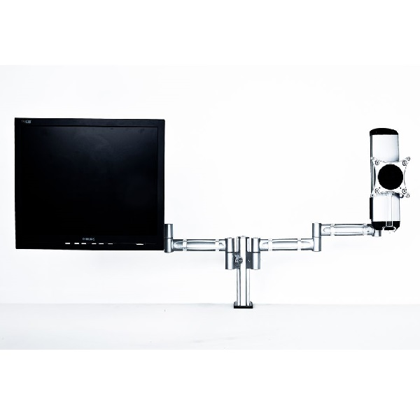 Integ Blade Monitor Arm Dual