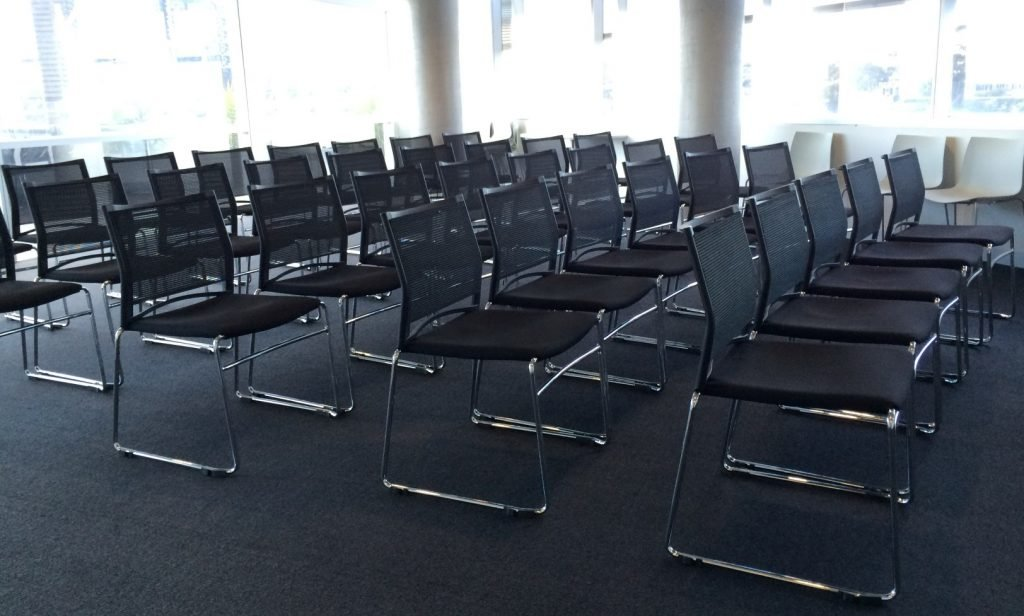 Recent Project University Of Sydney Meeting Room Seated