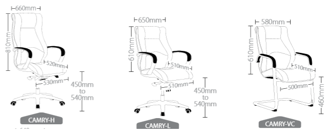 Camry Chair