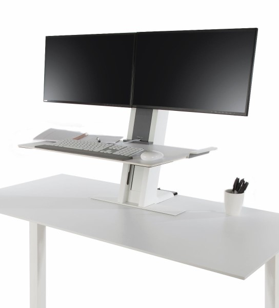 Humanscale QuickStand Dual Sit Stand Desk