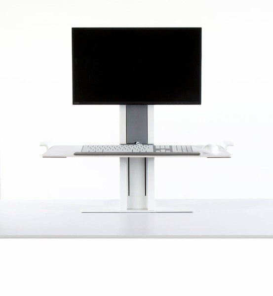 Humanscale QuickStand Single Standing Desk