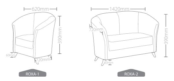 Roxa Soft Seat