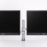 Ar-Ray Dual monitor arm