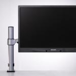 ar-ray single monitor arm