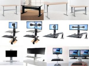 How to choose a Sit Stand Desk Image