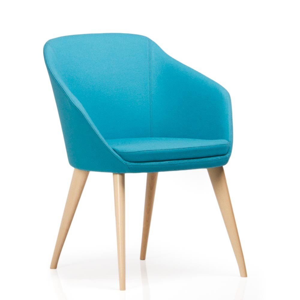 Annette Lounge Chair Seated