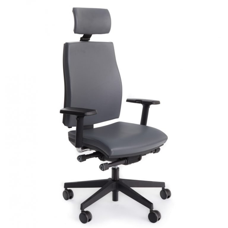Kinetic High Back with Headrest