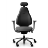 RH Mereo 220 Chair Front Leather