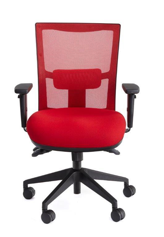 Empact Vivid Mesh Chair Seated