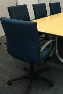 Austrade Meeting Room Boss Chairs 3a